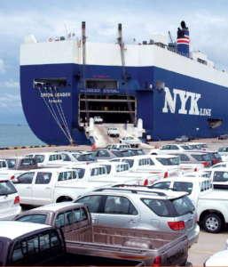 ro_ro vehicle shipping costa rica